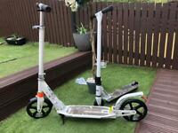 Adult and kids scooters