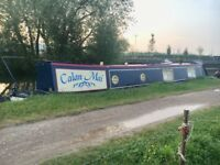 45ft trad Stern Narrowboat 2001