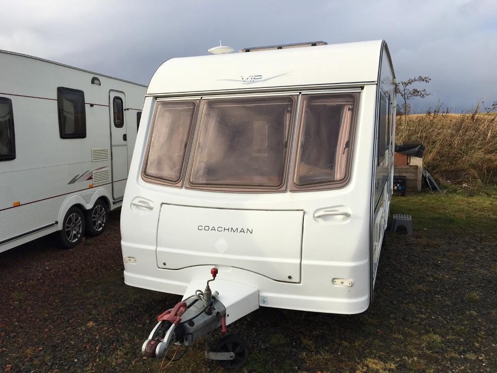 Coachman Vip 520 2005 4 Berth In Lanark South