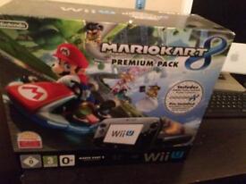 Wii U 32gb Black + Extra Pad + Games