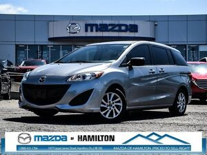 2013 Mazda MAZDA5 GS- BLUETOOTH, NAVIGATION, A/C!