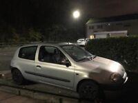 Renault Clio grande excellent first car low mileage