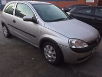 #SPARES or REPAIRS VAUXHALL CORSA 1.0 i 12v CLUB, SILVER #SUSPECT CLUTCH FAULTY