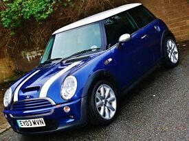 MINI Hatch 1.6 Cooper S 3dr | 220 BHP | GTT TUNED & UPGRADED | CHILLI PACK | CHROME PACK |