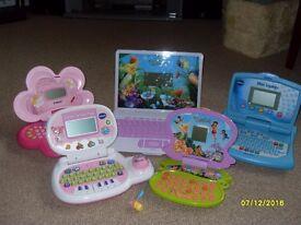 Toy laptops