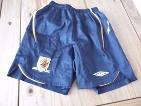 Hull City AFC Football Shorts - mens size S