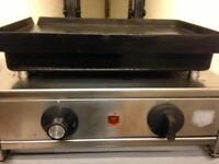 Silex kebab panini etc,, cooker