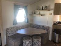 Seton Sands Holiday Village De-Luxe 6 berth caravan pet friendly