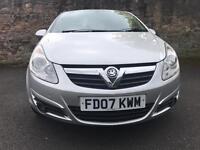 Automatic Vauxhall Corsa 1.4 - Long Mot