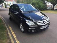 59 Mercedes B180 CDi Sport Manual 70k Black Bargain