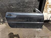 BMW 3 SERIES E46 COUPE DRIVER DOOR