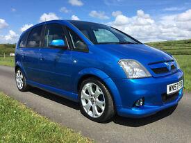 2007 (57) Vauxhall Meriva VXR 1.6 Turbo - 6 Speed*Recaro Seats*
