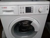 £115.00 Bosch excel washing machine+7kg+1200 spin+3 months warranty for £115.00