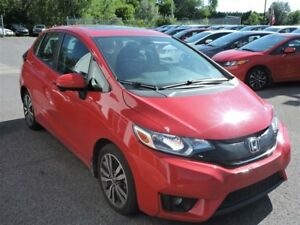 2015 Honda Fit EX-L/ NAVIGATION/ CAMERA DE RECUL