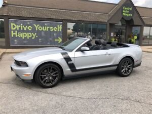2011 Ford Mustang GT / 5.0L -V8 412 hp / leatherette / 19 rims