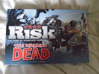Risk Walking Dead board game