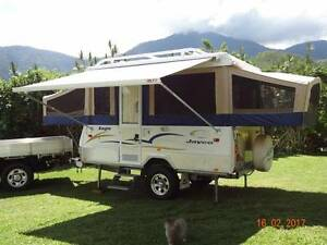 Jayco Eagle Outback Camper Goldsborough Cairns Surrounds Preview