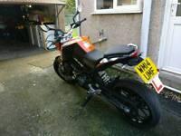 2014 KTM Duke 125cc