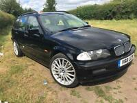 "18"" BMW style alloys"
