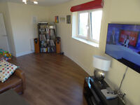Two bedroom penthouse flat with balcony