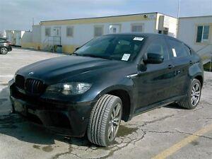 2012 BMW X6 M -