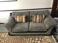 DFS sofa set 3 + 2 + 2 seater