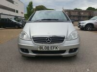ONLY 75K 2008 MERCEDES-BENZ GENUINE MILEAGE-FULL SERVICE HISTORY-YEAR MOT-SUPERB EXAMPLE-UP TO 55MPG