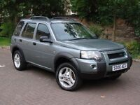 EXCELLENT DIESEL!! 2006 LAND ROVER FREELANDER 2.0 Td4 FREESTYLE 5dr, HALF LEATHER LONG MOT, WARRANTY