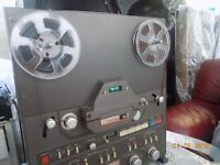 TASCAM 32 REEL TO REEL REPRODUCER, EXCELENT CONDITION , VERY CLEAN EXAMPLE