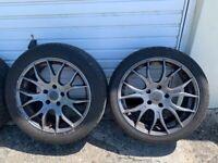Vw transporter alloy wheels