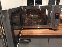 VGC Kenwood combi microwave oven £50 ono. Stainless steel. Rrp £200