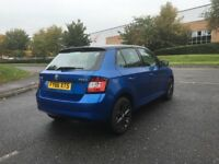 2016 (66) SKODA FABIA COLOUR EDITION TSI 5DR 1.2 PETROL **OUTSTANDING EXAMPLE + LOOKS STUNNING**