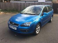 2006 Ford Focus 1.6 Zetec Climate Estate