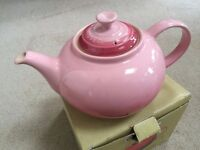 LE CREUSET CLASSIC TEAPOT - NEW IN BOX £15
