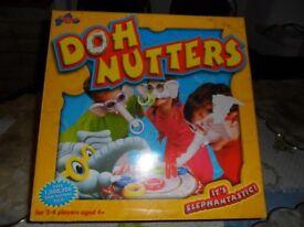 Doh Nutter Board Game