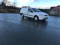 Vauxhall Astra van 1.7 dti 2002 51