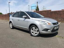 Ford Focus 1.6 Style Full History Low Milage