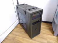 The Ultimate Gaming Computer PC (8 Core 4GHz, 16GB RAM, RX 480 Graphics) - will play any game out