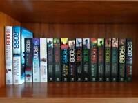 J.D Robb books, In Death series