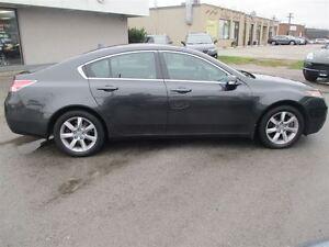 2013 Acura TL ACCIDENT FREE   ONE OWNER   LEATHER   BLUETOOTH Oakville / Halton Region Toronto (GTA) image 4