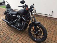 Harley-Davidson Sportster Iron 883 XL N 2016