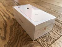 IPhone 8 64gb EE Gold Brand New Sealed