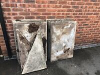 Paving Stones for Free
