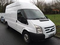 2006 FORD TRANSIT 350 MWB HR PANEL VAN (INTEGRAL) 2402cc DIESEL. BRILLIANT DRIVE.6 SPEED.CD PLAYER.