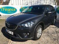 Mazda CX-5 2.2 TD SE-L Nav, 2014, Automatic - £70 PER WEEK - CAR IS £9995