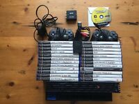 Sony PS2 Console Bundle Games