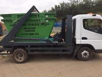 Rubbish collection Load & Go Plus Skip Hire North Norfolk Area