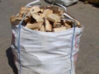 Logs Seasoned Split Ash
