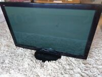 "Panasonic Viera 42"" TV - for repair or spares"