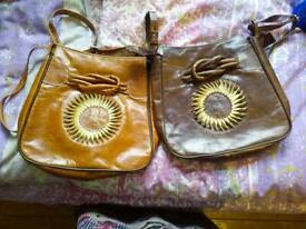 (Real) Leather bags